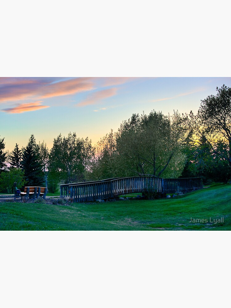 Lonely Bridge by corwin