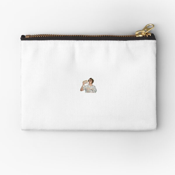Matthew at coachella Zipper Pouch