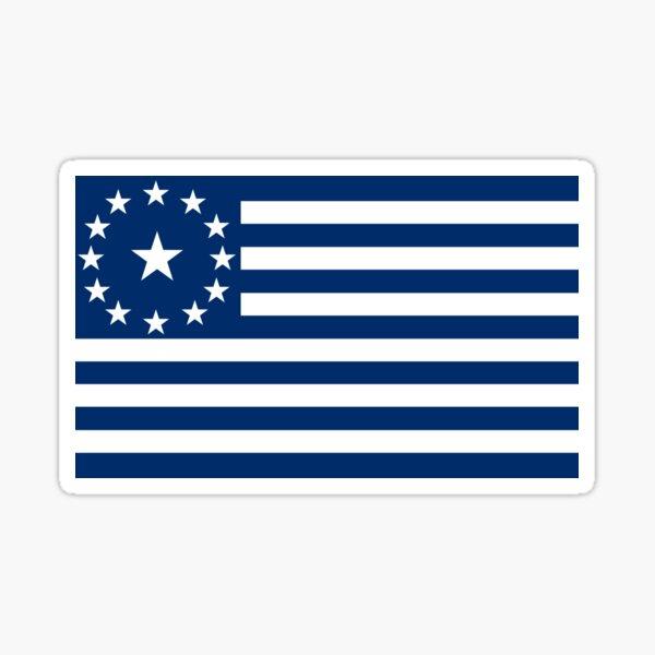 Deseret Flag Sticker