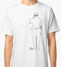 Kimi - Blue Sunglasses Classic T-Shirt
