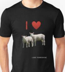 Love Lamb - Love Yorkshire T-Shirt