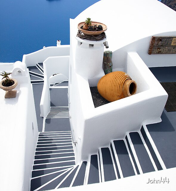 Santorini view ..[FEATURED 4 x ] by John44