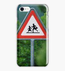 Drive Carefully iPhone Case/Skin