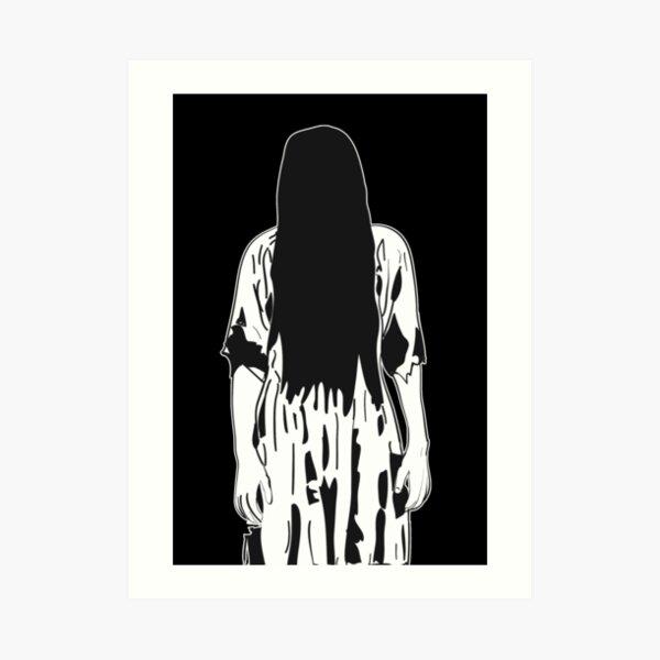 The Ring Horror Movie Art Print