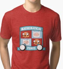 Mathematical! Tri-blend T-Shirt