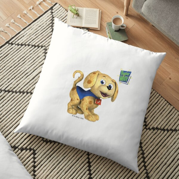 Super WHY! Woofster on Paws Floor Pillow