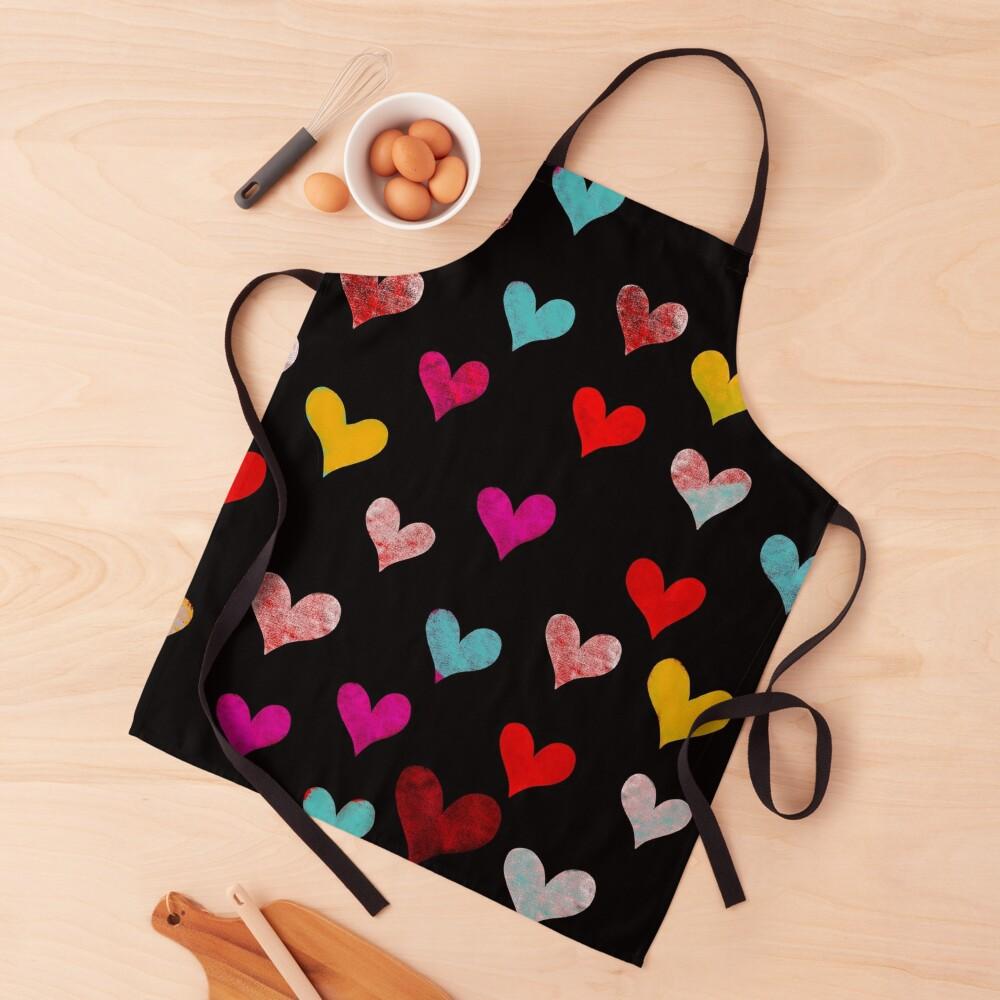 Hearts sweet hearts Apron
