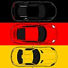 German Horsepower by Blayde