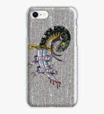 Lost Virtue Snake Dagger iPhone case iPhone Case/Skin