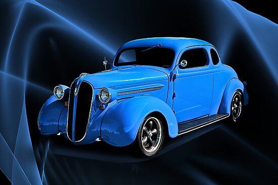 1936 Plymouth Coupe by DaveKoontz