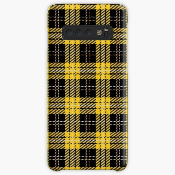 House Tartan - Huffle Samsung Galaxy Snap Case