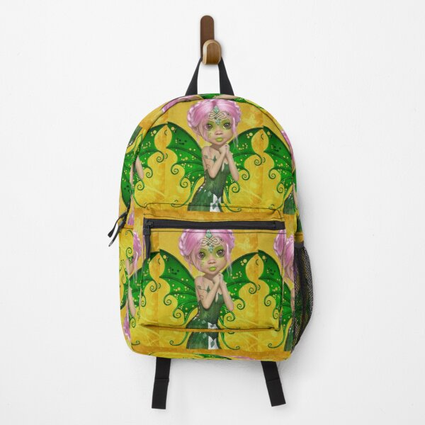 Green Fairy Backpack