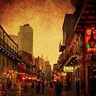 Bourbon Street Grunge by designingjudy