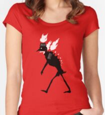 Fire Starter Women's Fitted Scoop T-Shirt