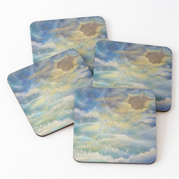 Abstract 16 Coasters (Set of 4)
