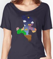 Hero:Plumber Women's Relaxed Fit T-Shirt