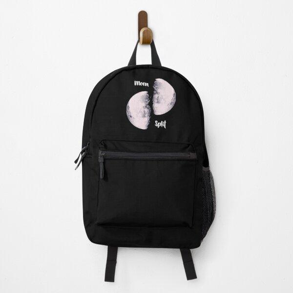 Moon Split - Splitting of Moon Design Gift Backpack
