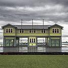 The Gatehouse by David Haworth