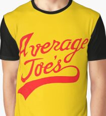 Average Joe's Graphic T-Shirt