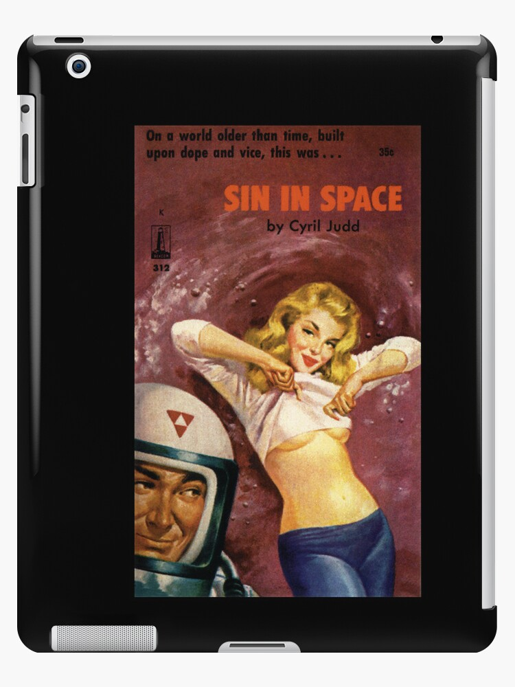Sin In Space by pulpstyles