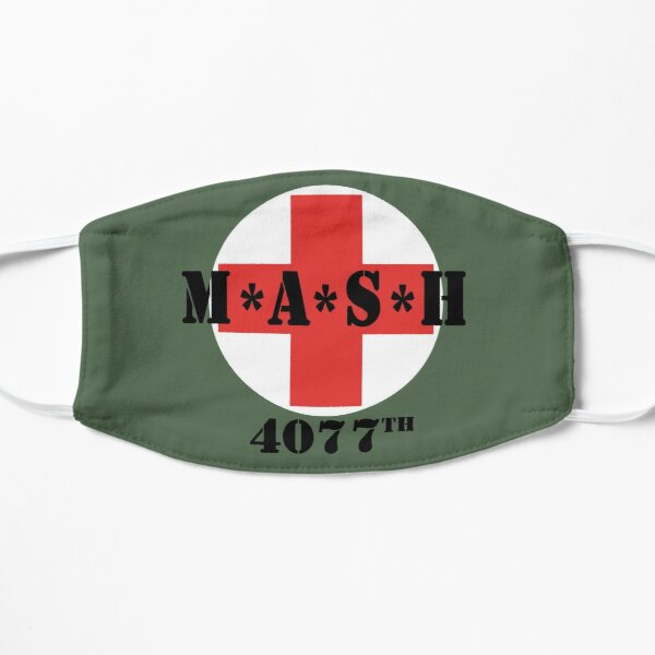M.A.S.H. 4077 Mash Shirt Sticker Decal Hoodie Mask Mask