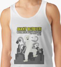 Giant Octo-Yeti Tank Top