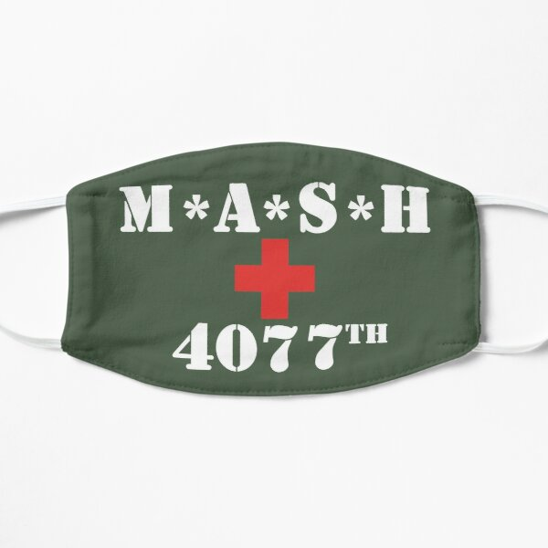 MASH 4077th Shirt, Sticker, Hoodie, Mask Mask