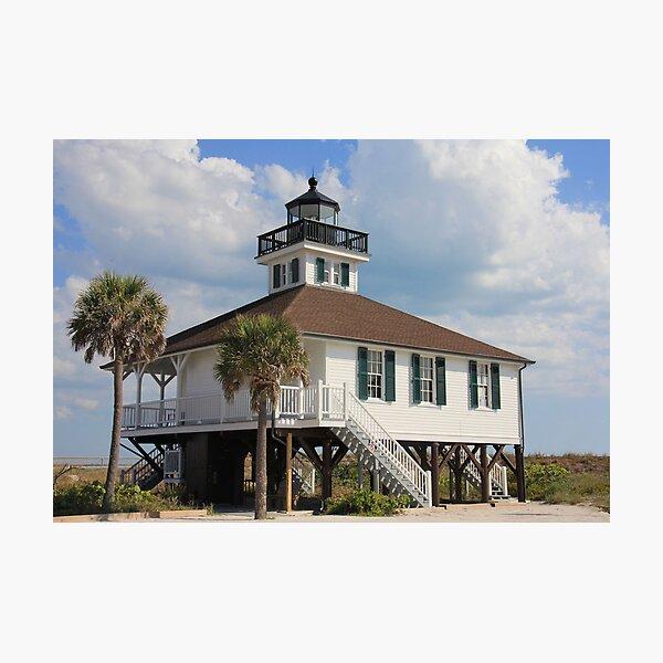 Boca Grande Lighthouse Photographic Print