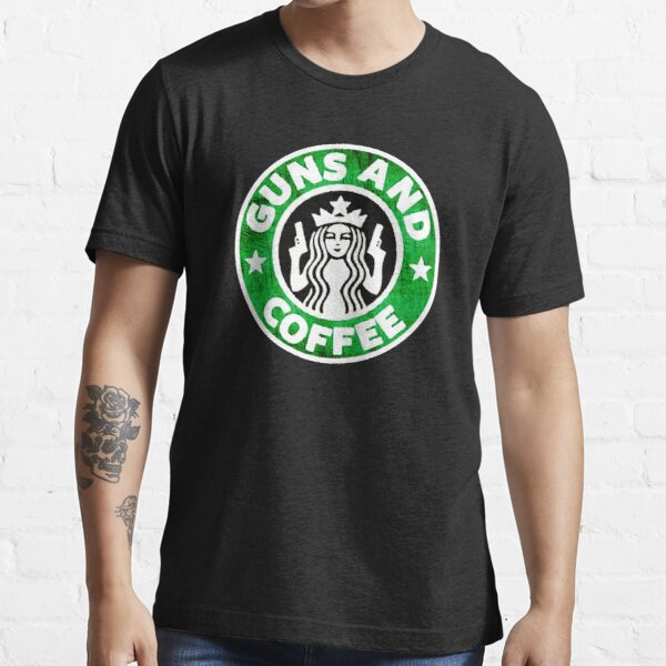 Guns and coffee Essential T-Shirt