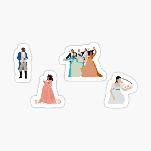 Sticker Pack - Hamilton Sticker