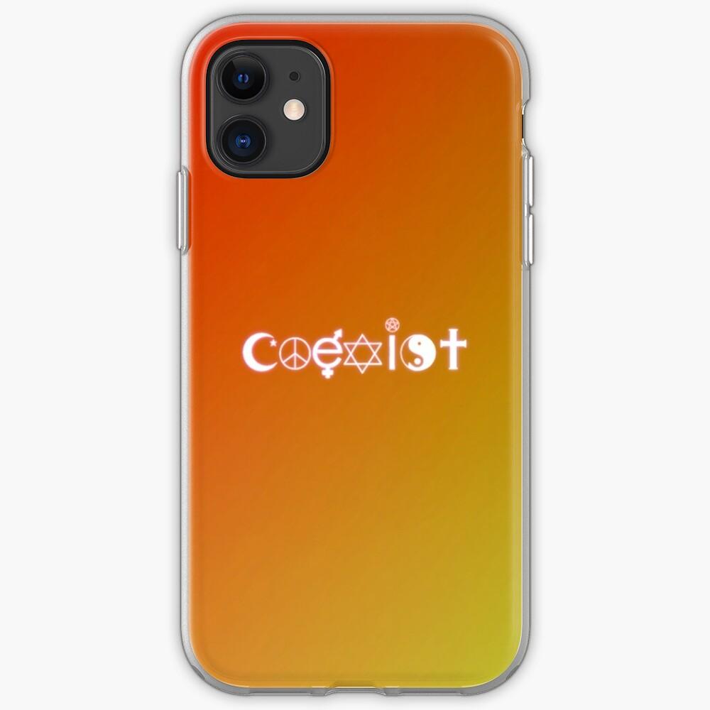 Coexist iPhone Case & Cover