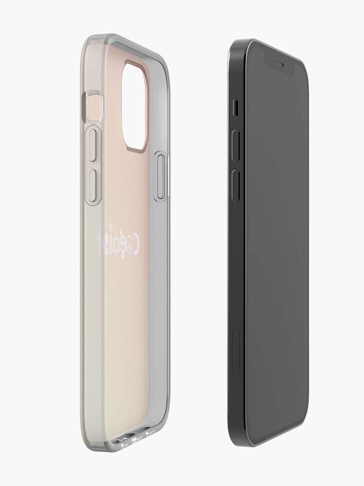 Alternate view of Coexist iPhone Case & Cover