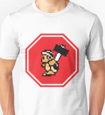 Stop. Hammer Brothers! Unisex T-Shirt