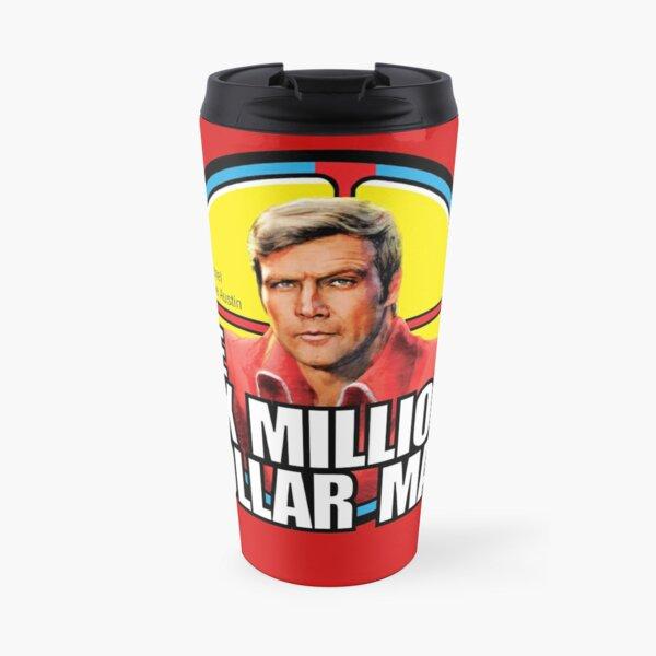 Six Million Dollar Man - Steve Austin Shirt, Sticker, Hoodie, Mask Travel Mug