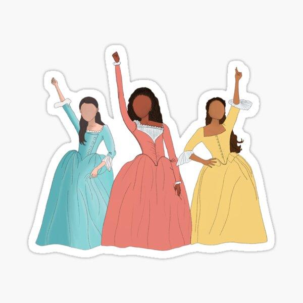 Schyler sisters Sticker