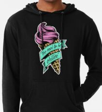 Too Cool... colour Lightweight Hoodie