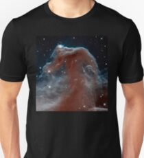 The Horsehead Nebula, constellation Orion, space, astronomy Unisex T-Shirt