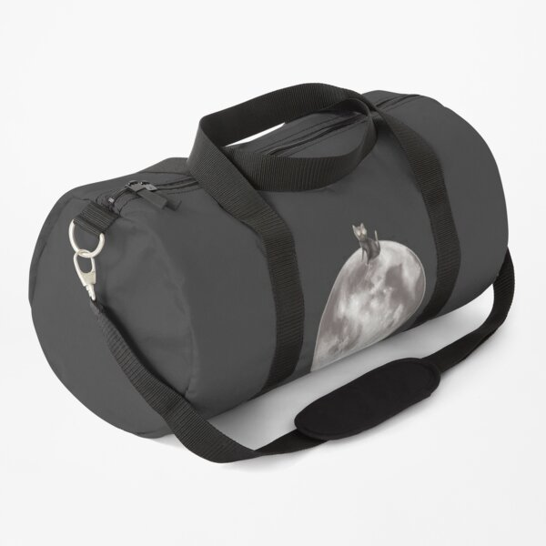 Lost in a Space / Moonelsh Duffle Bag