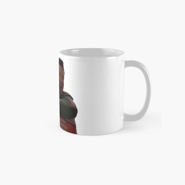 cory monteith and naya rivera  Classic Mug