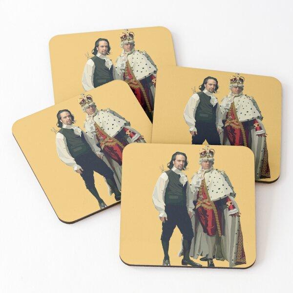 Hamilton Coasters (Set of 4)