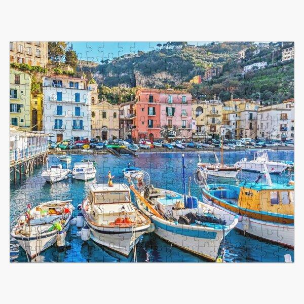 Amalfi Coast Strategic Jigsaw Puzzle