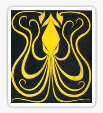 Squiddy Sticker