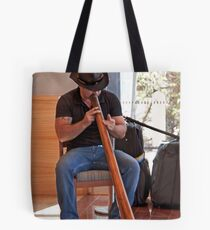 Didgeridoo Welcome Tote Bag