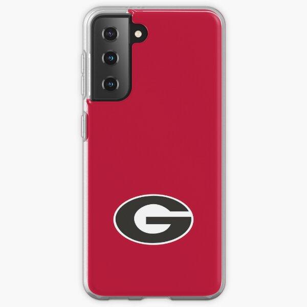 UGA Bulldogs Logo Samsung Galaxy Soft Case