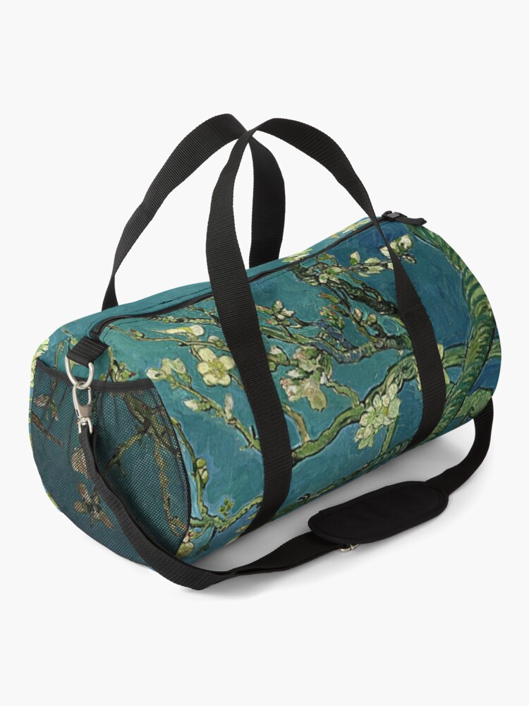 Alternate view of Van Gogh Almond Blossoms Duffle Bag