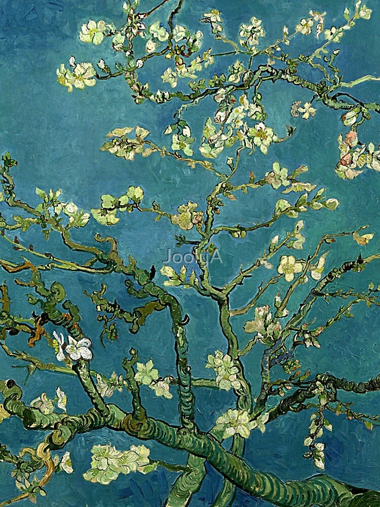 Van Gogh Almond Blossoms by JoolyA