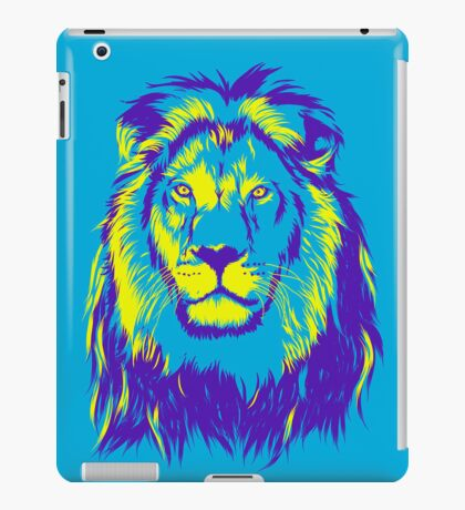 King Lion iPad Case/Skin