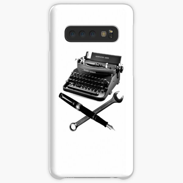 Typewriter, Fountain Pen and Wrench Samsung Galaxy Snap Case
