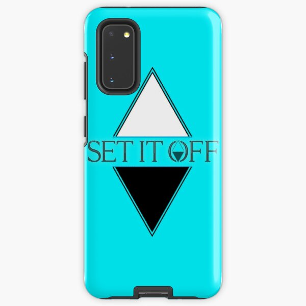 Set it off logog Samsung Galaxy Tough Case