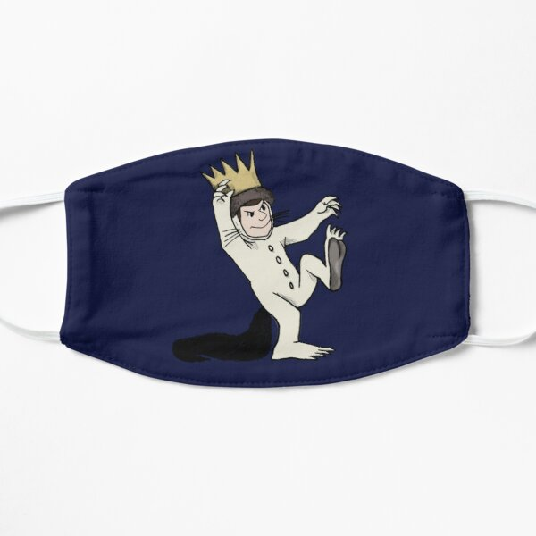 Where the wild things are and funny cartoon  design  Mask